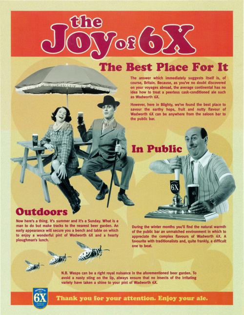 Joy of 6X In public