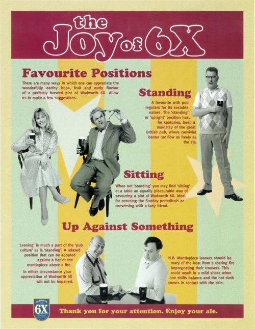 Joy of 6X Positions