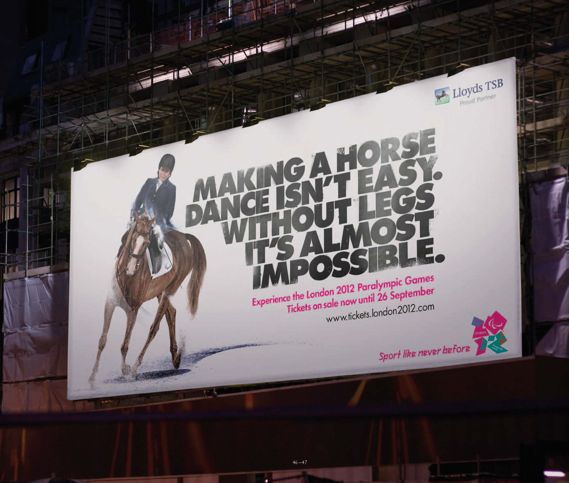 London 2012 Equestrian