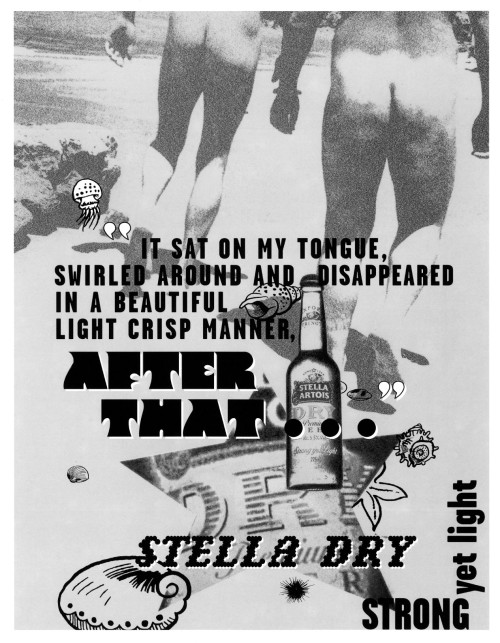 Stella Dry After that
