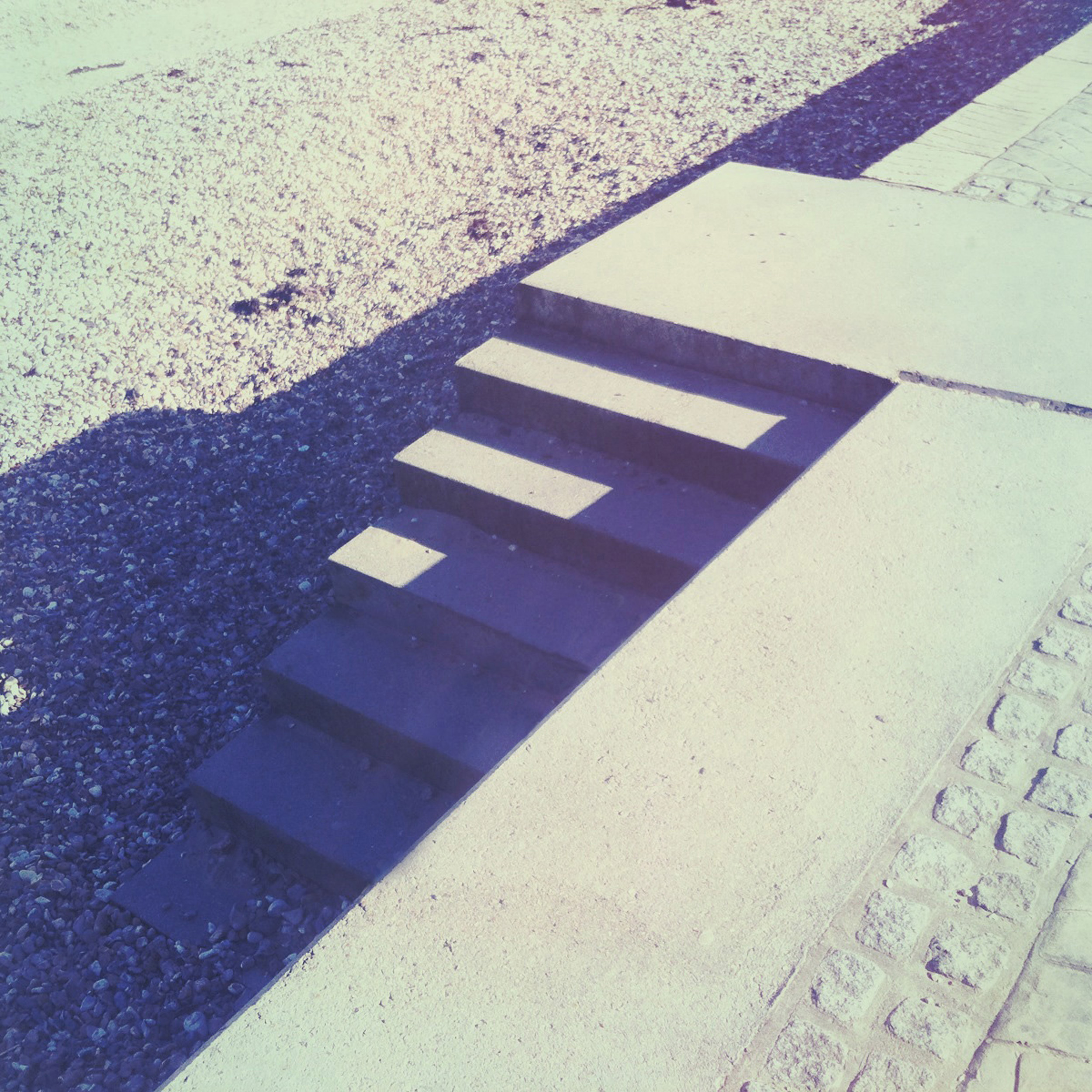 St helens steps