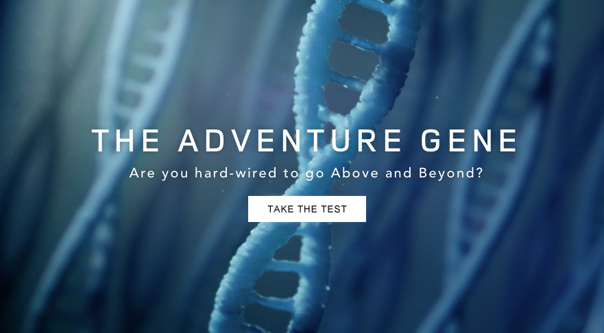 adventure gene test